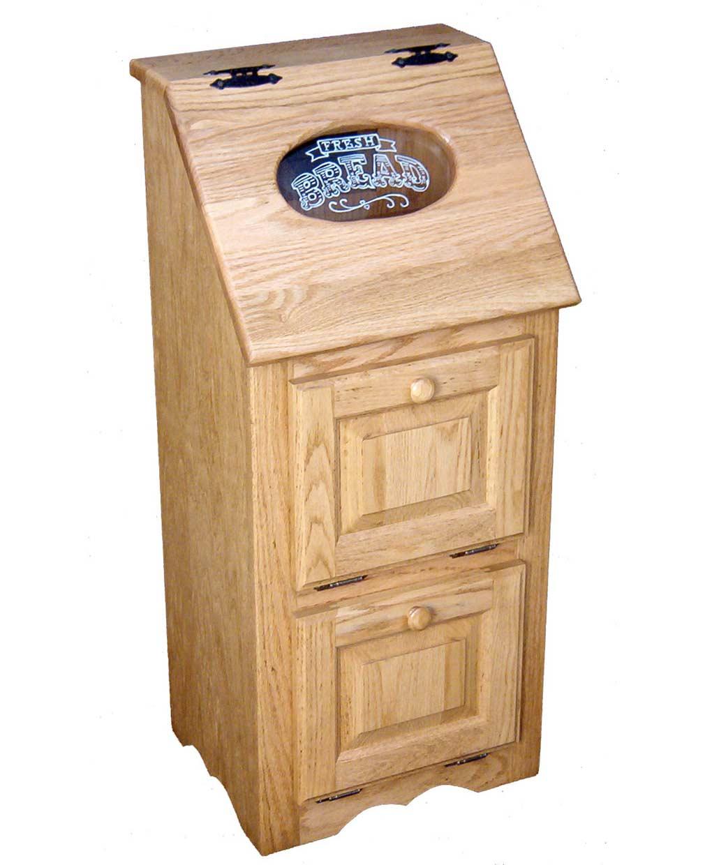 Oak Veggie Bin Amish Direct Furniture