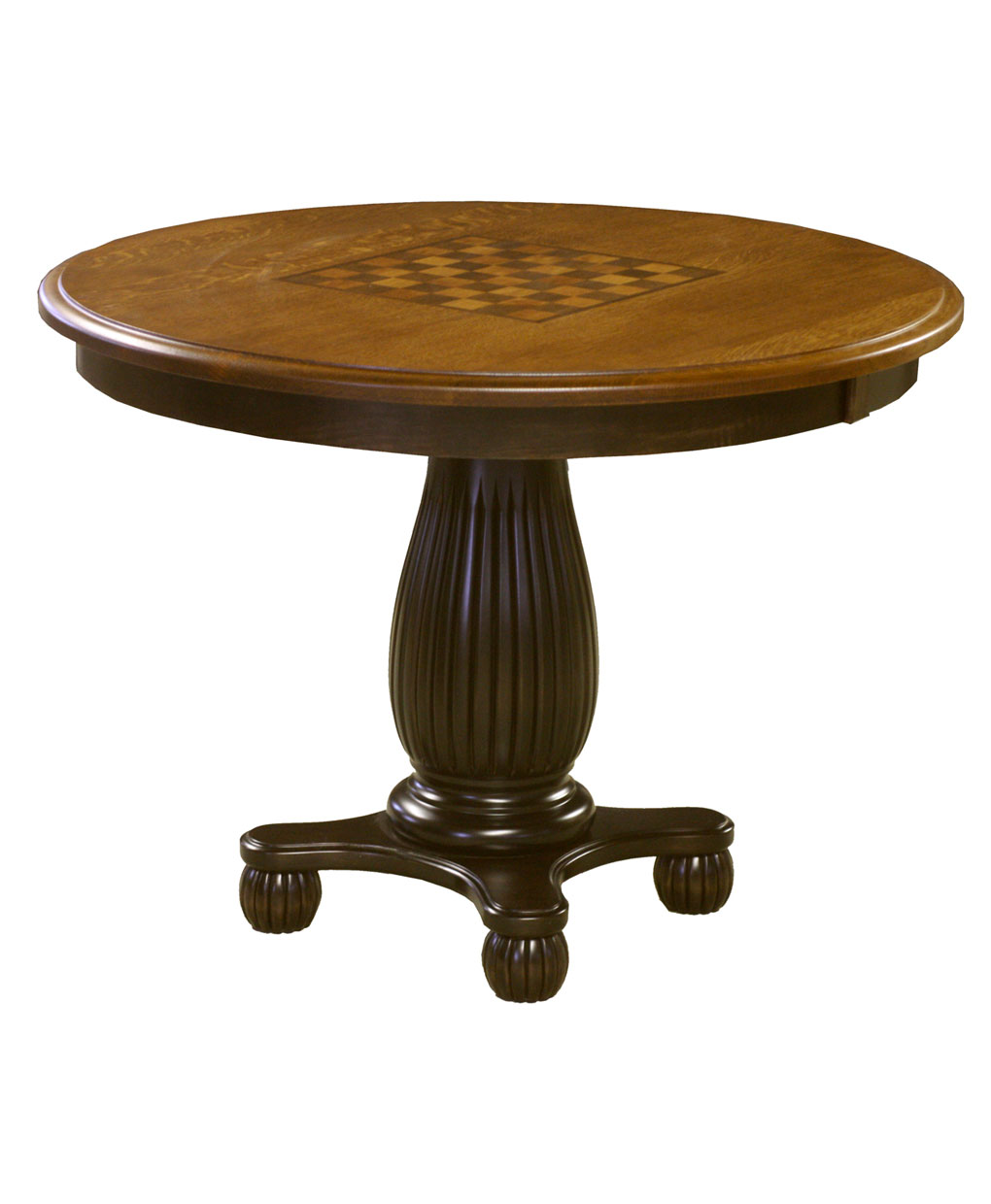 Allendale Chess Table Amish Direct Furniture