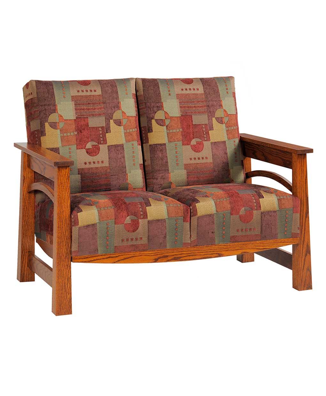 Madison Loveseat Amish Direct Furniture