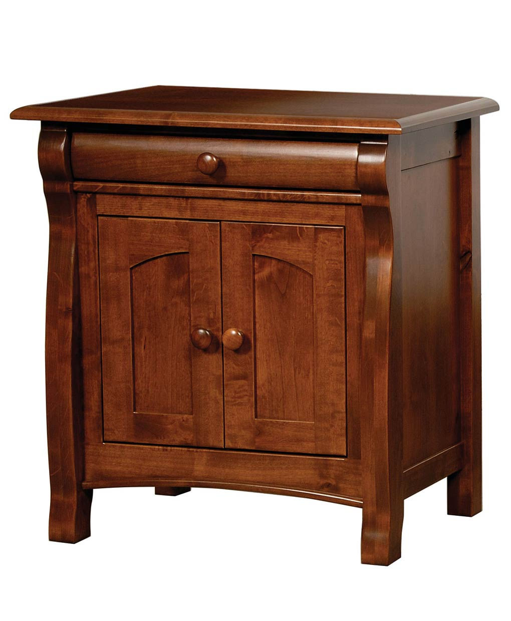 Castlebury 2-door Nightstand