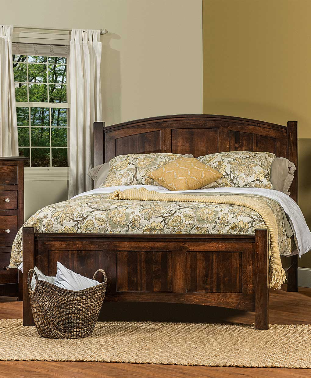 Finland Bed Amish Direct Furniture
