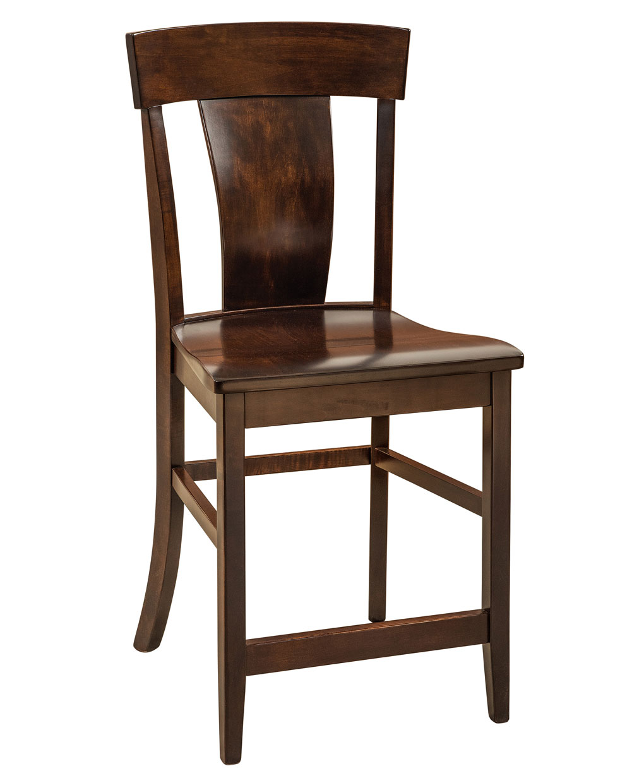 Baldwin Bar Stool Amish Direct Furniture