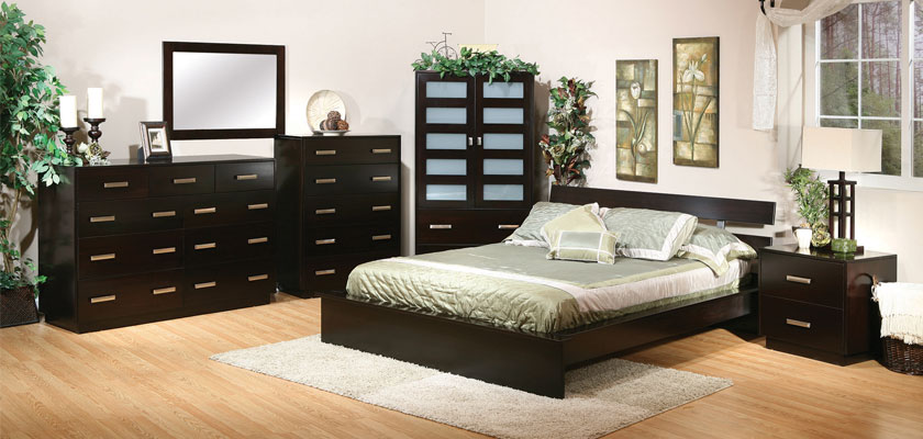 Hilton Amish Bedroom Set