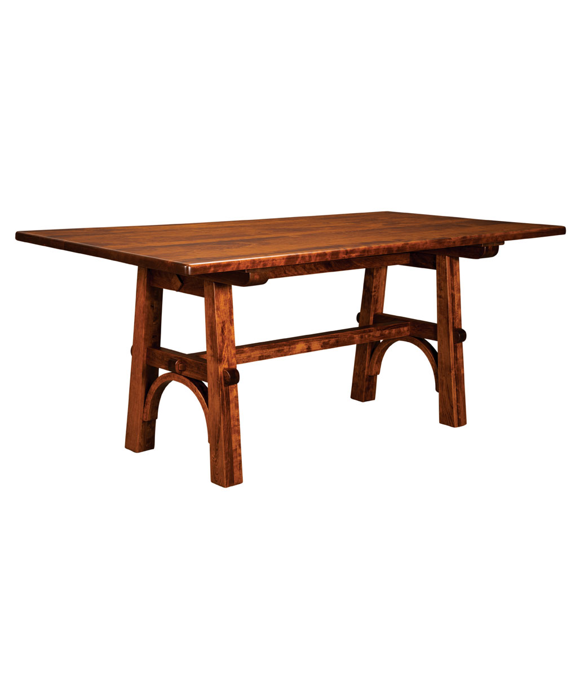Eastwood Trestle Table Amish Direct Furniture : EastwoodTable from amishdirectfurniture.com size 1020 x 1240 jpeg 60kB