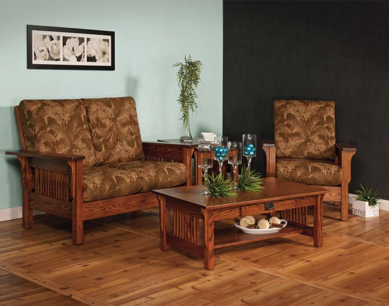 Leah Living Room Set Amish Direct Furniture