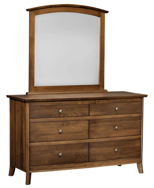 Laurel 6 Drawer Dresser