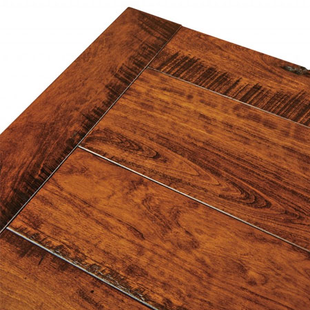Planked Table Top
