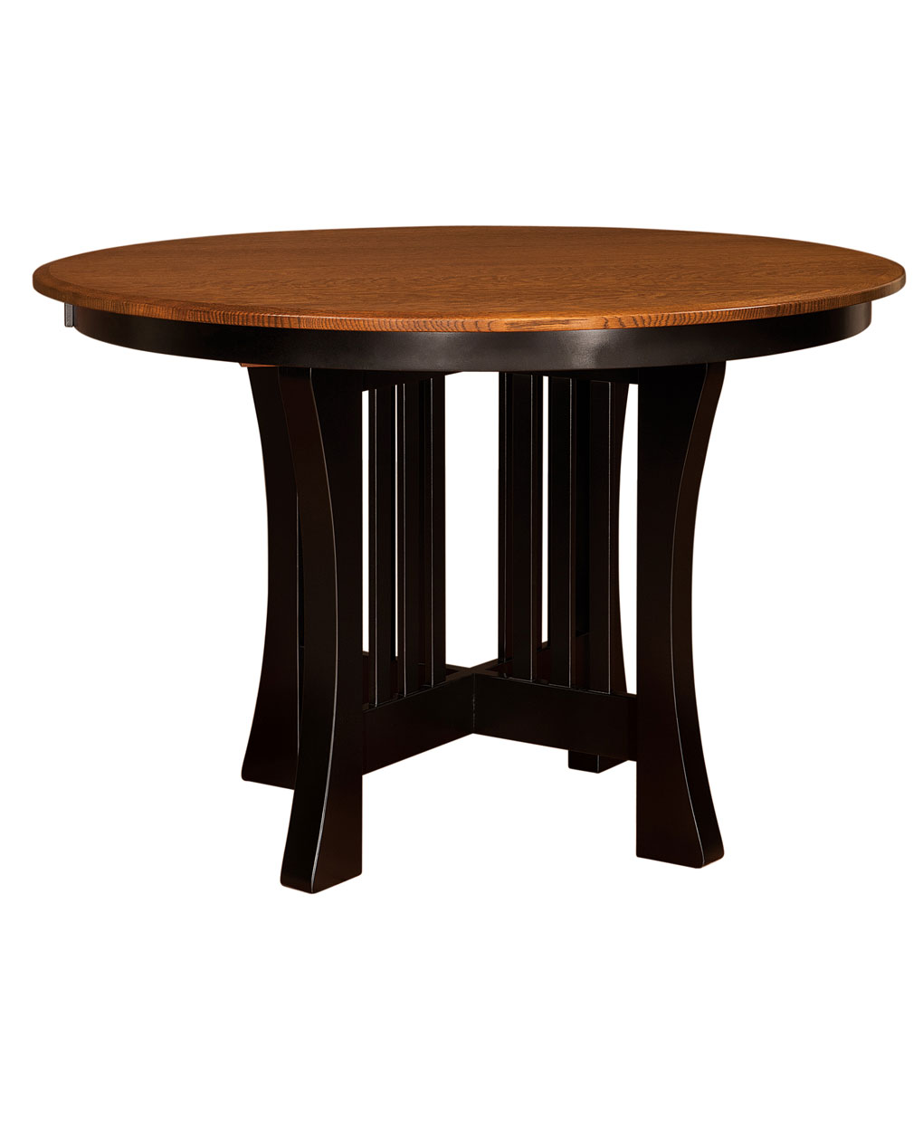 Arts and crafts dining table amish direct furniture arts and crafts amish table counter height dzzzfo