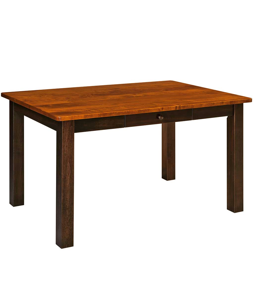 Asheville Amish Leg Table