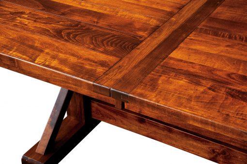 Chesapeake Dining Table Detailed