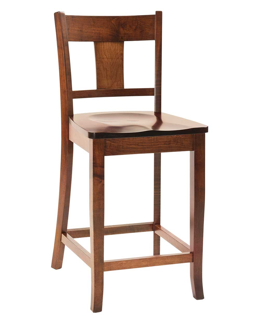 Ellington Amish Bar Stool