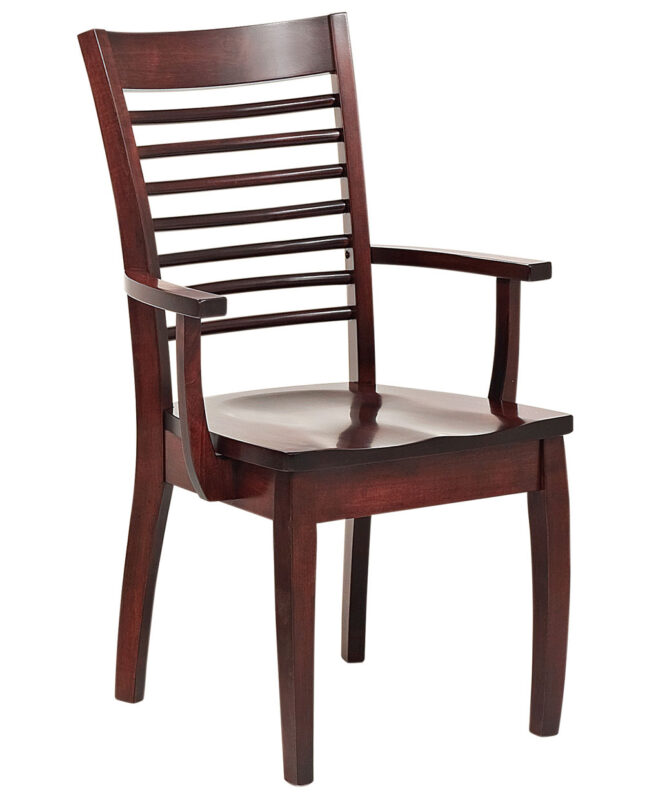 Escalon Amish Dining Chair [Arm]