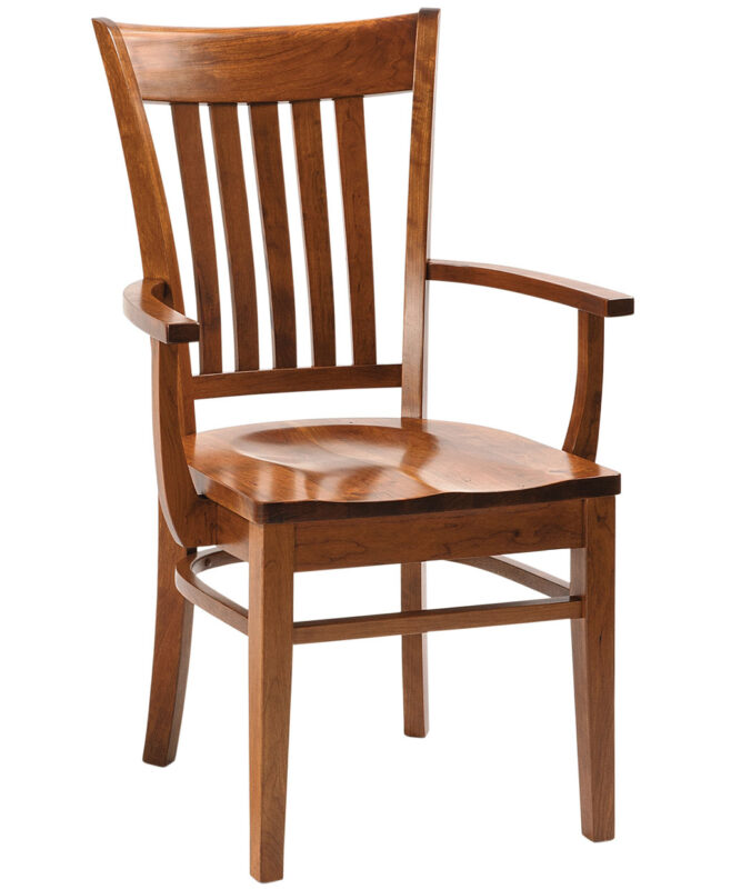 Harper Amish Dining Chair [Arm]