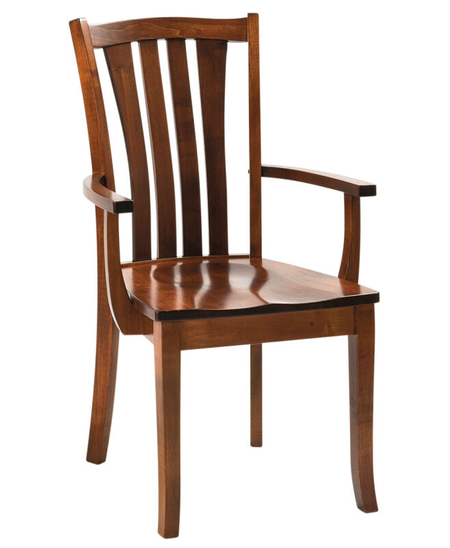 Harris Amish Dining Chair[Arm]