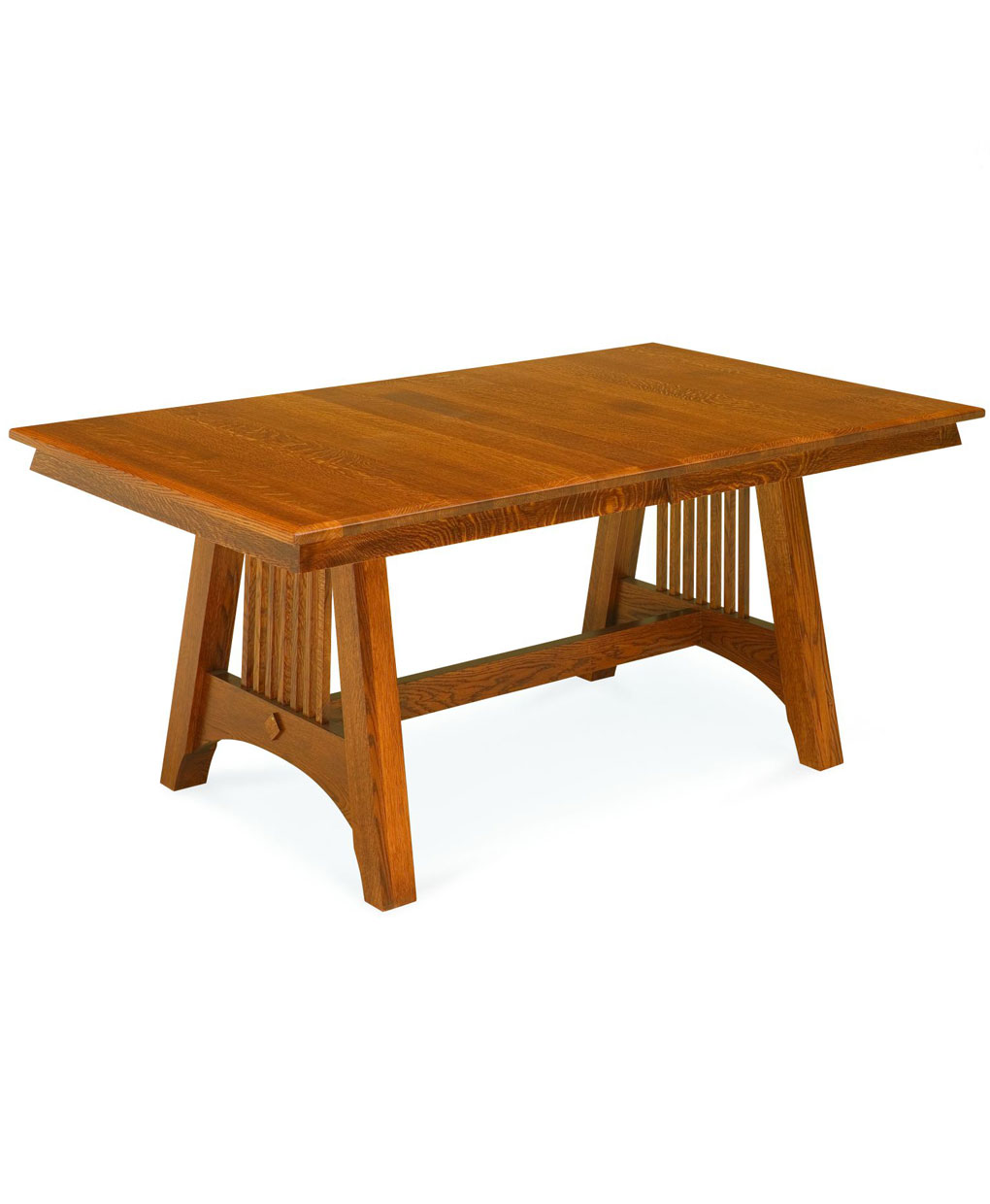 Hartford Mission Dining Table