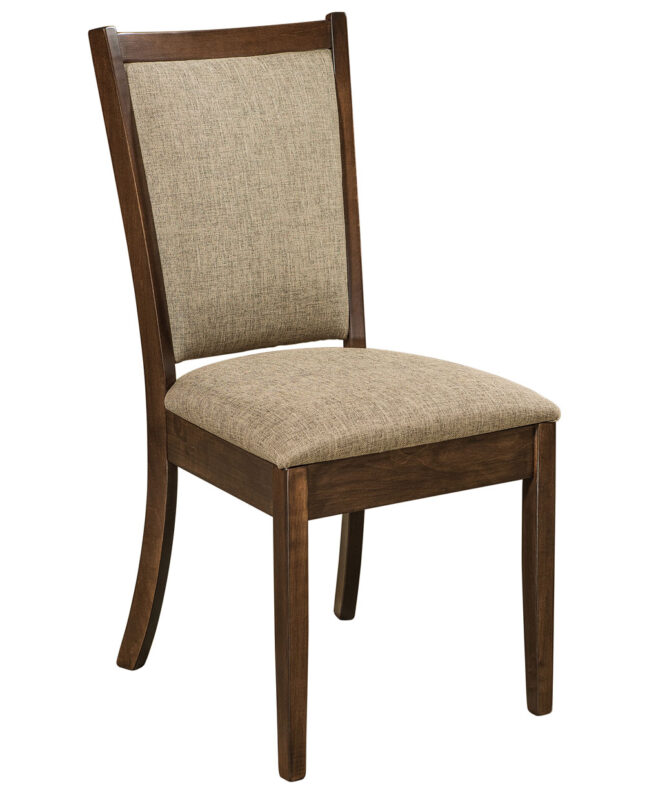 Kalispel Amish Dining Chair [Brown Maple with Kona stain]