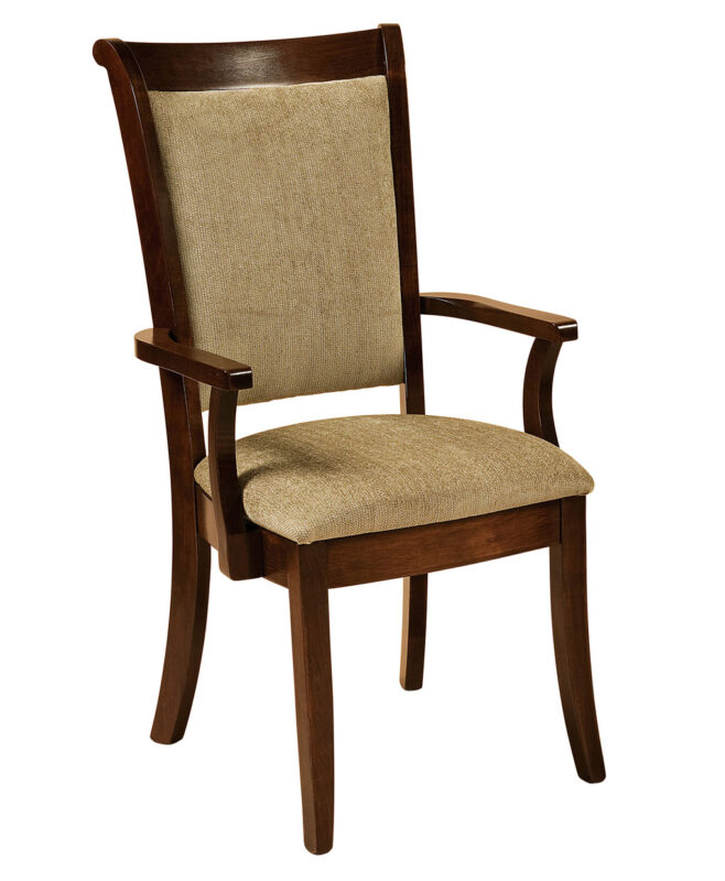 Kimberly Amish Dining Chair [Arm]