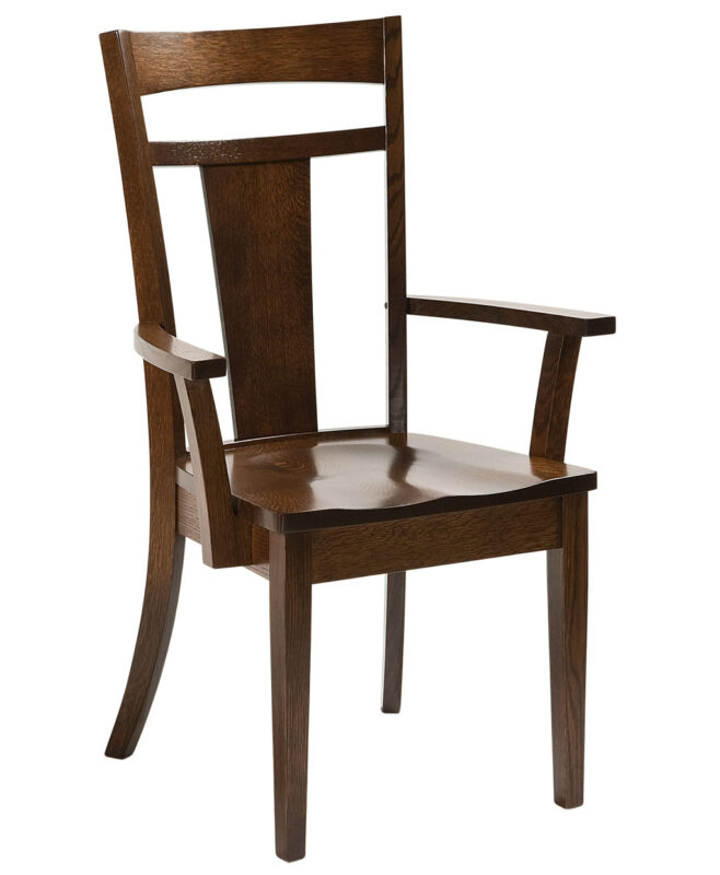 Livingston Amish Dining Chair [Arm]