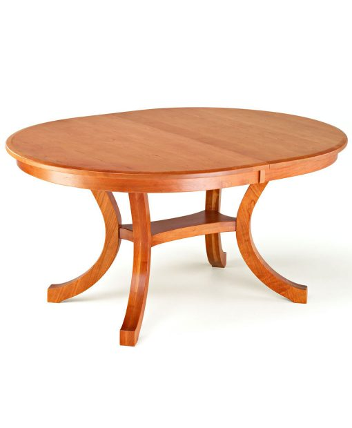 Oval Carlisle Amish Dining Table