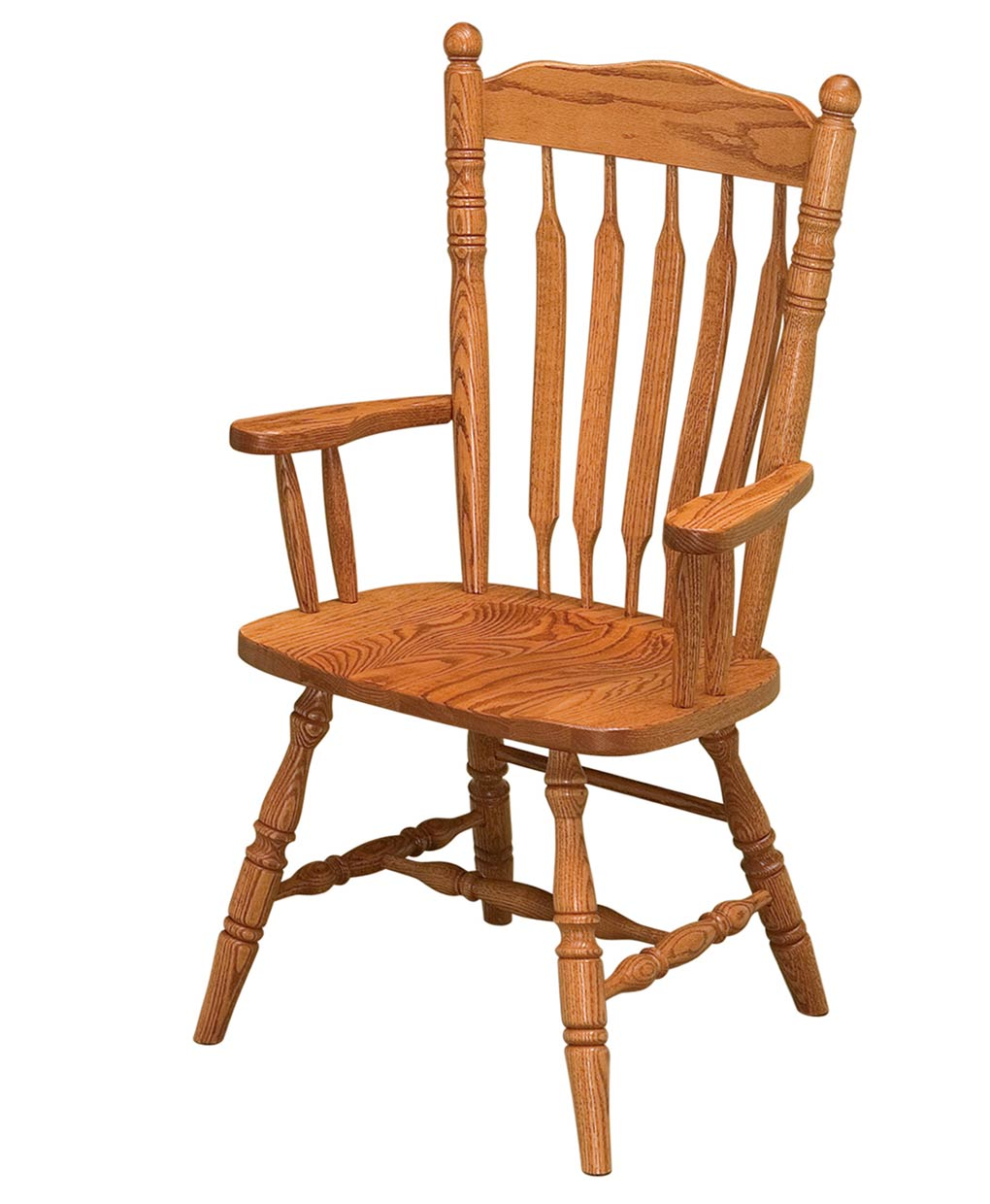 Post Paddle Dining Chair Amish Direct Furniture