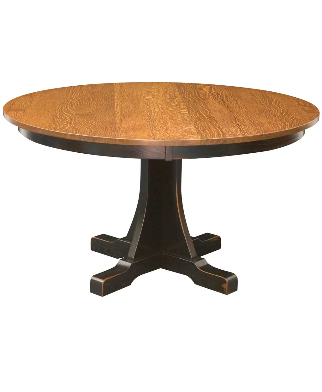 100 Amish Round Pedestal Dining Table Wonderful