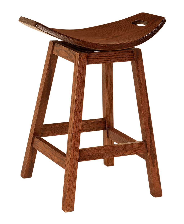 Wilford Bar Stool Amish Direct Furniture