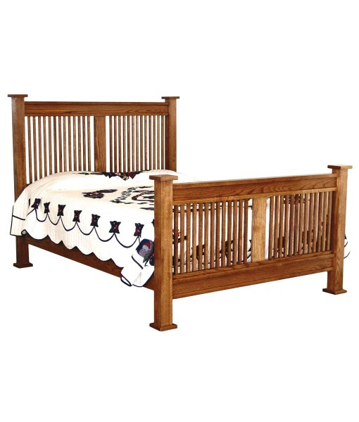American Mission Amish Bed