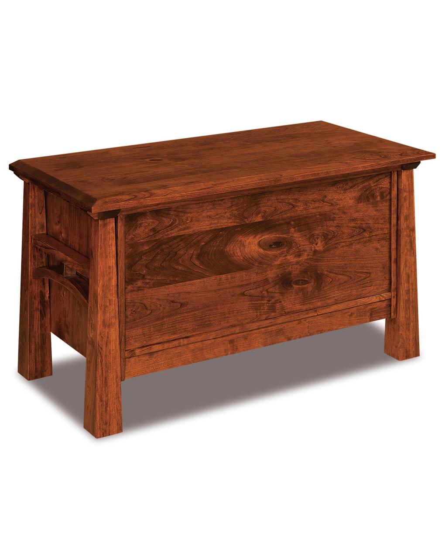 Artesa Blanket Chest Amish Direct Furniture