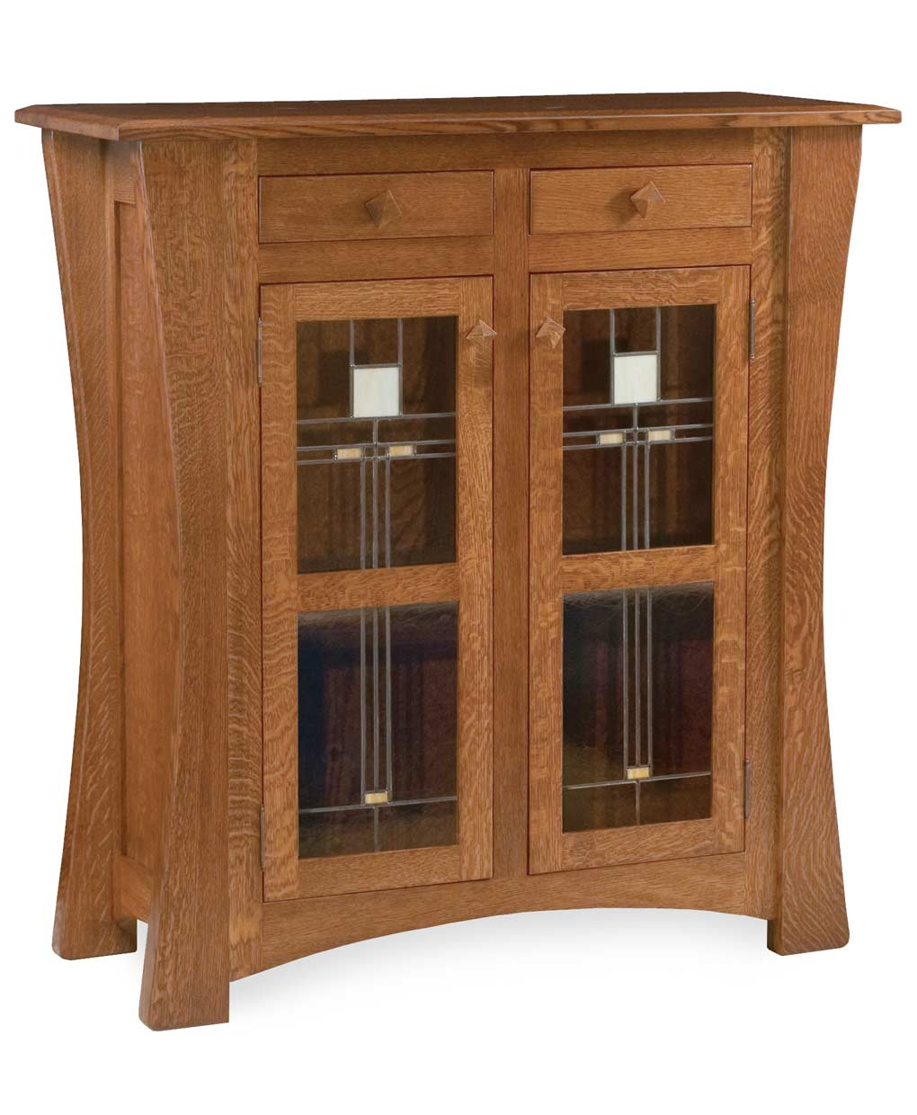 Arts And Crafts Cabinet Amish Direct Furniture