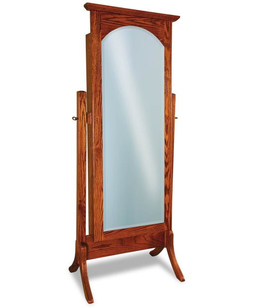 Carlisle Beveled Cheval Mirror
