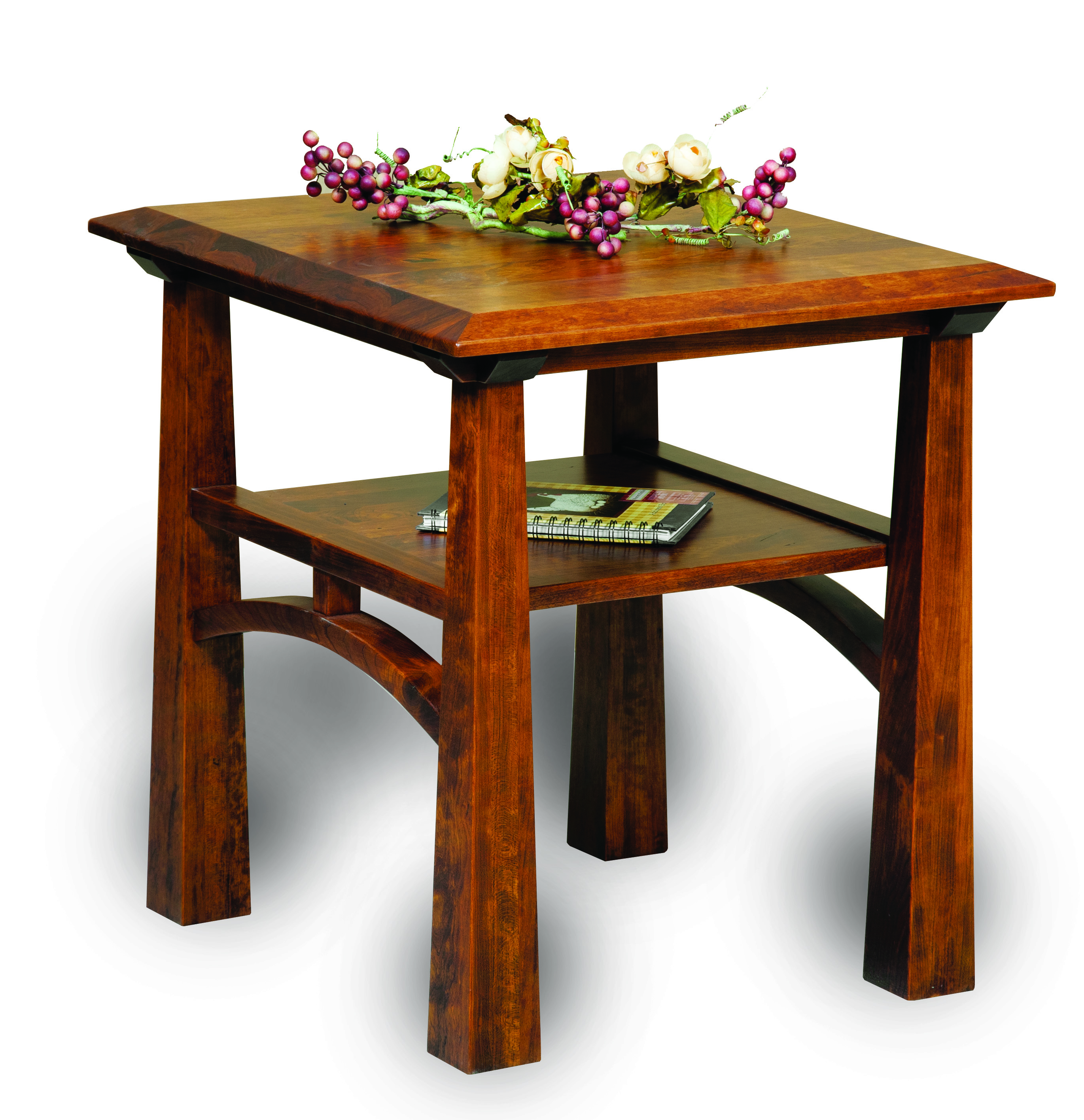 Artesa End Table Amish Direct Furniture