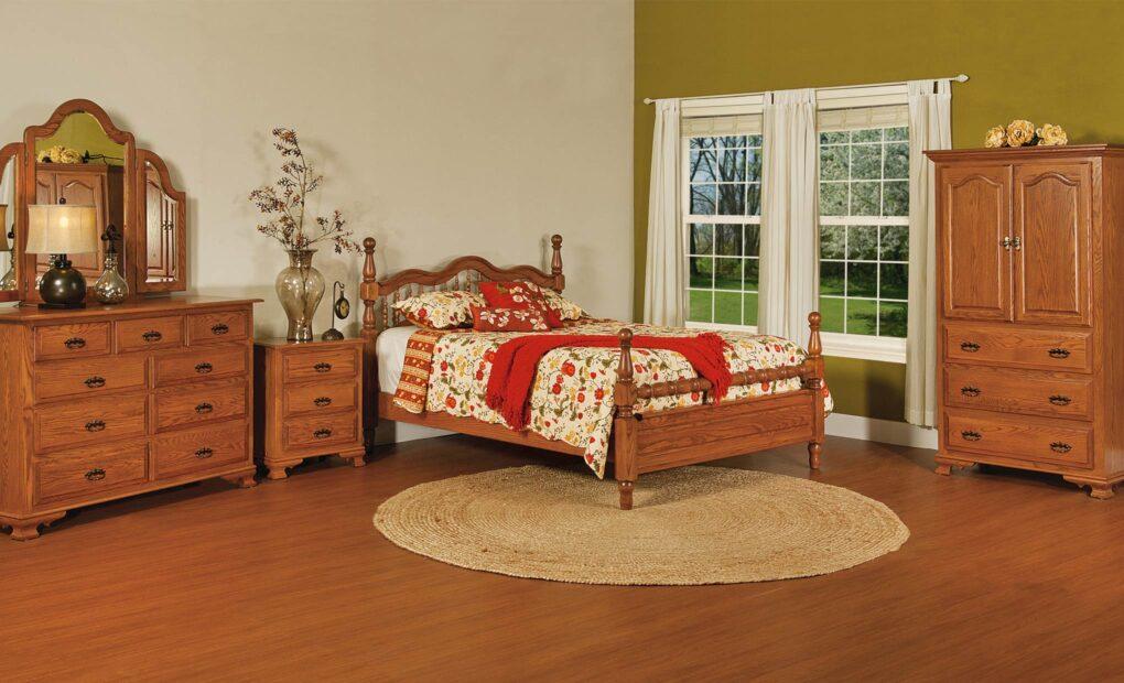 Hoosier Heritage Bedroom Collection