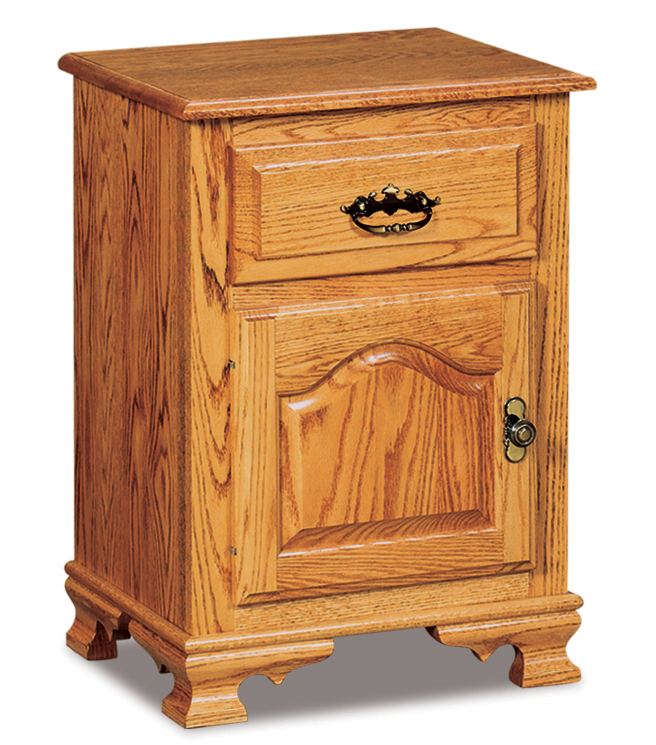 Hoosier Heritage 1 Drawer 1 Door Nightstand