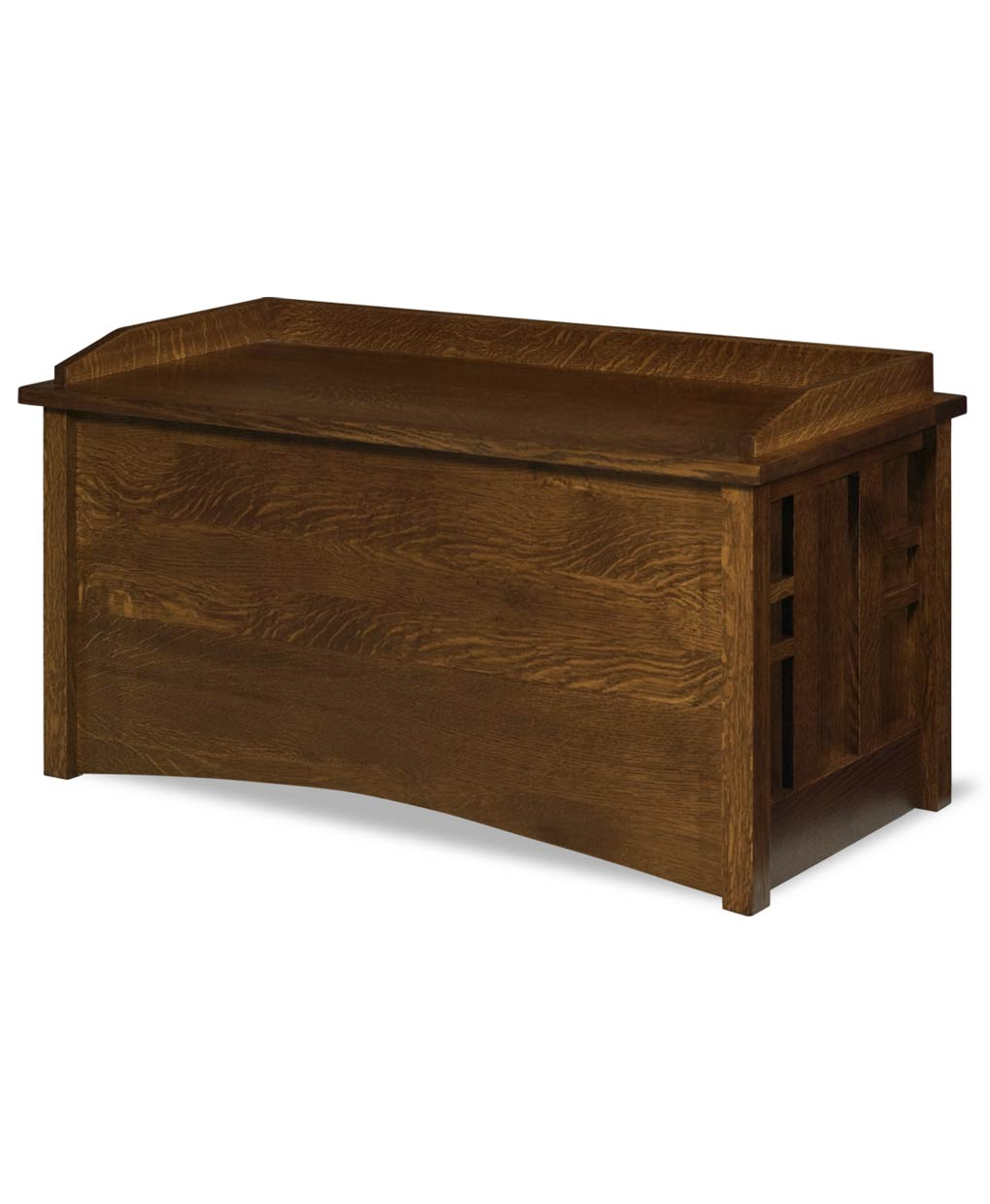 Kascade Blanket Chest With Cedar Bottom Amish Direct