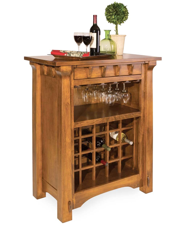 Amish Furniture Bar Stools