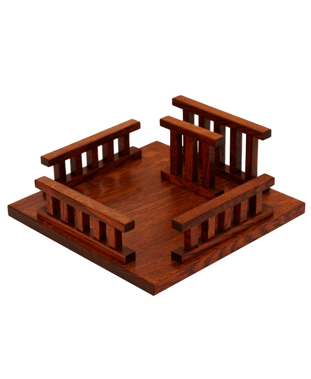 Mission Lazy Susan Amish Direct Furniture