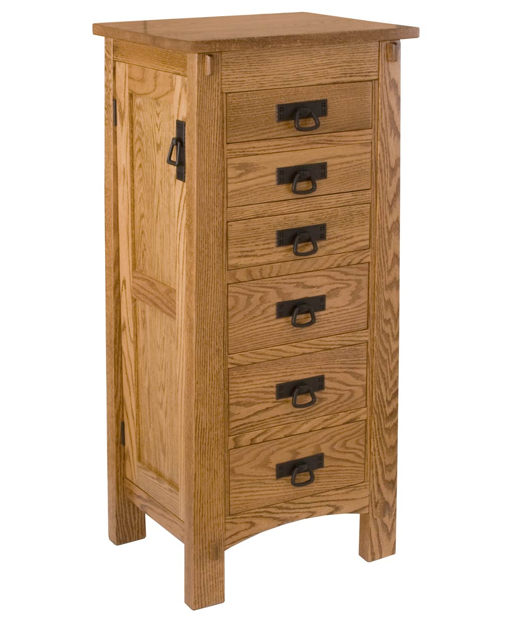 Modesto Jewelry Armoire Amish Direct Furniture