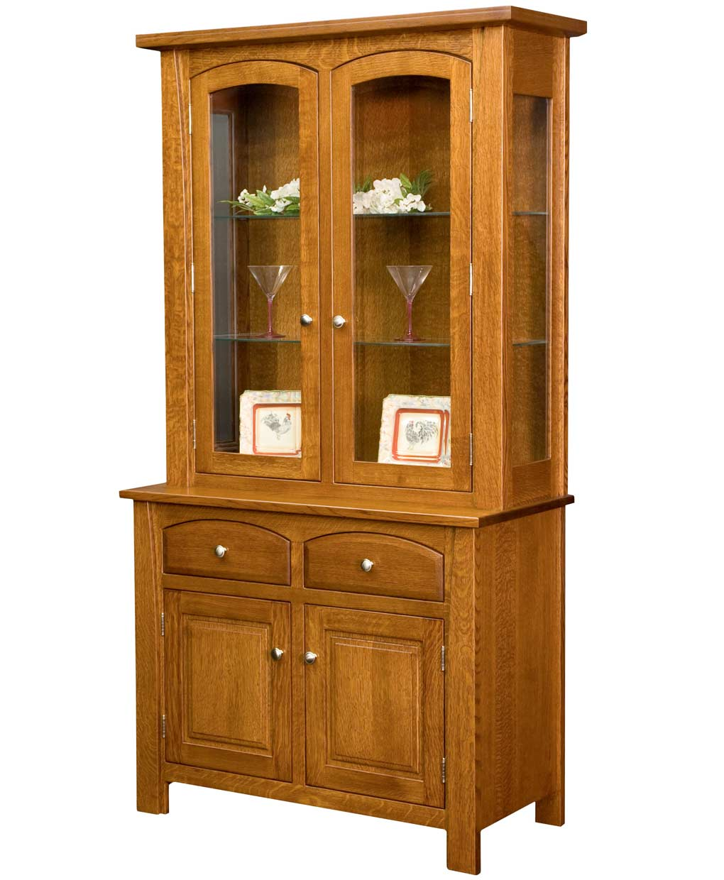 chinese cabinets kitchen mondovi hutch amish direct furniture 2178