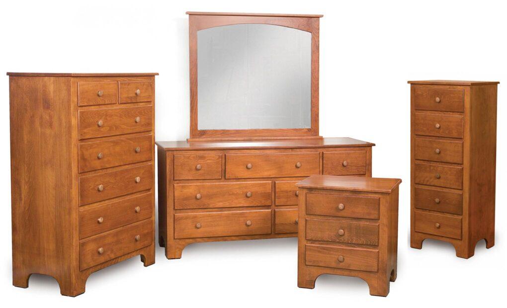 Ridgecrest Shaker Bedroom Collection