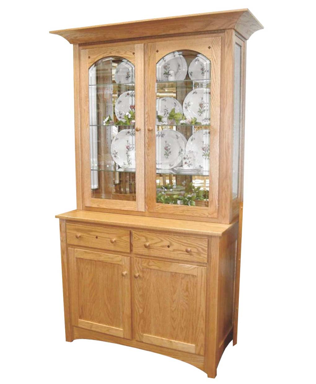 Royal Mission Hutch Amish Direct Furniture