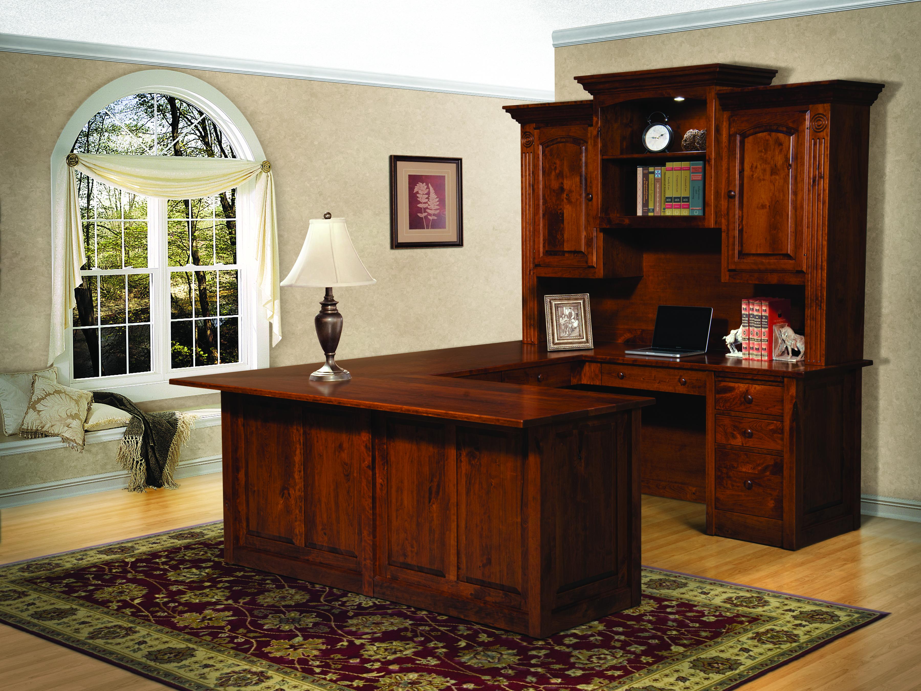 Victorian 4 Piece Desk