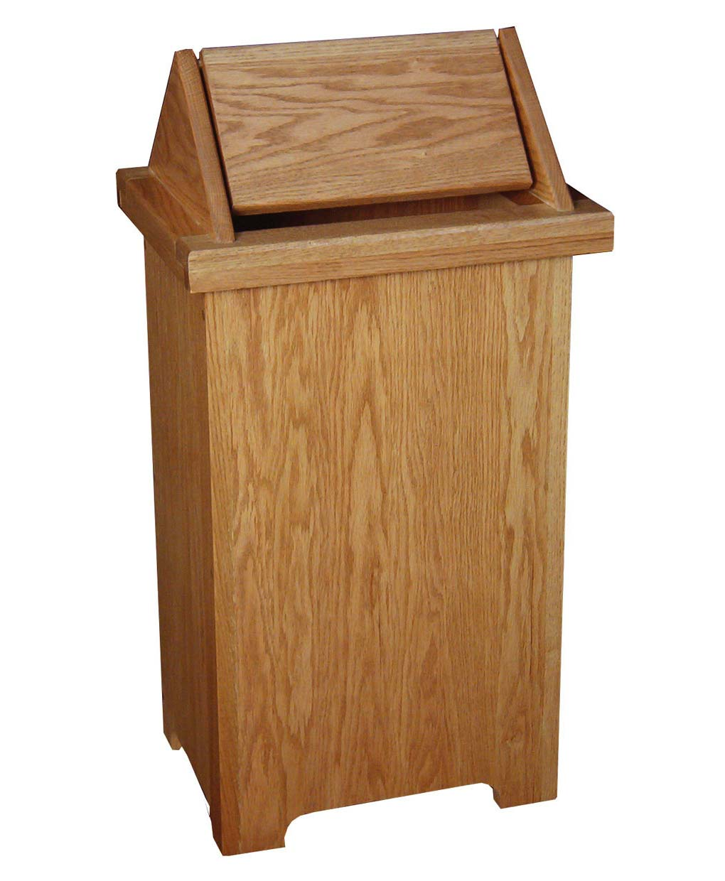 Wooden Wastebasket Amish Direct Furniture