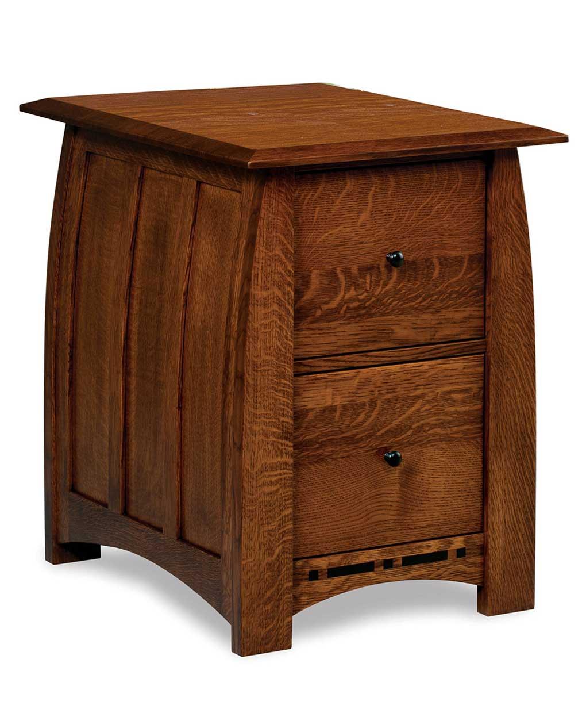 Boulder Creek Filing Cabinet Amish Direct Furniture