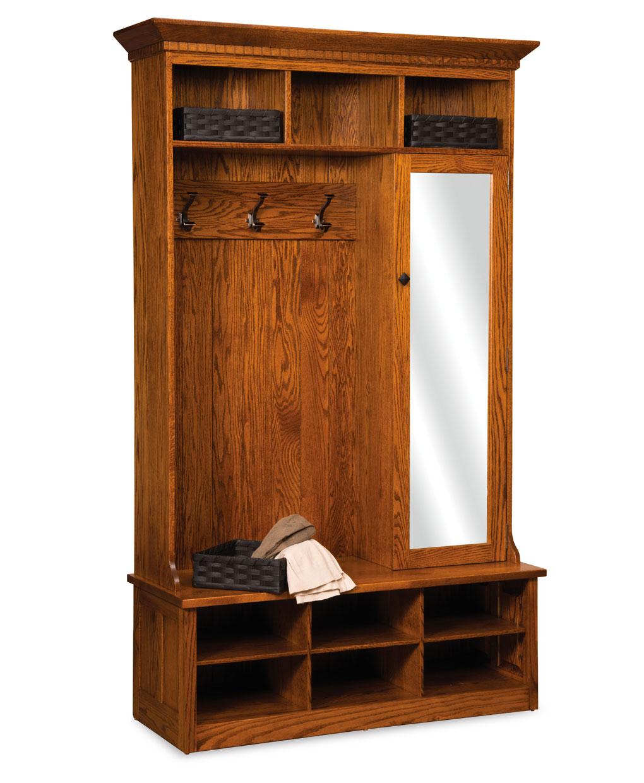 Baltimore Hall Seat Amish Direct Furniture