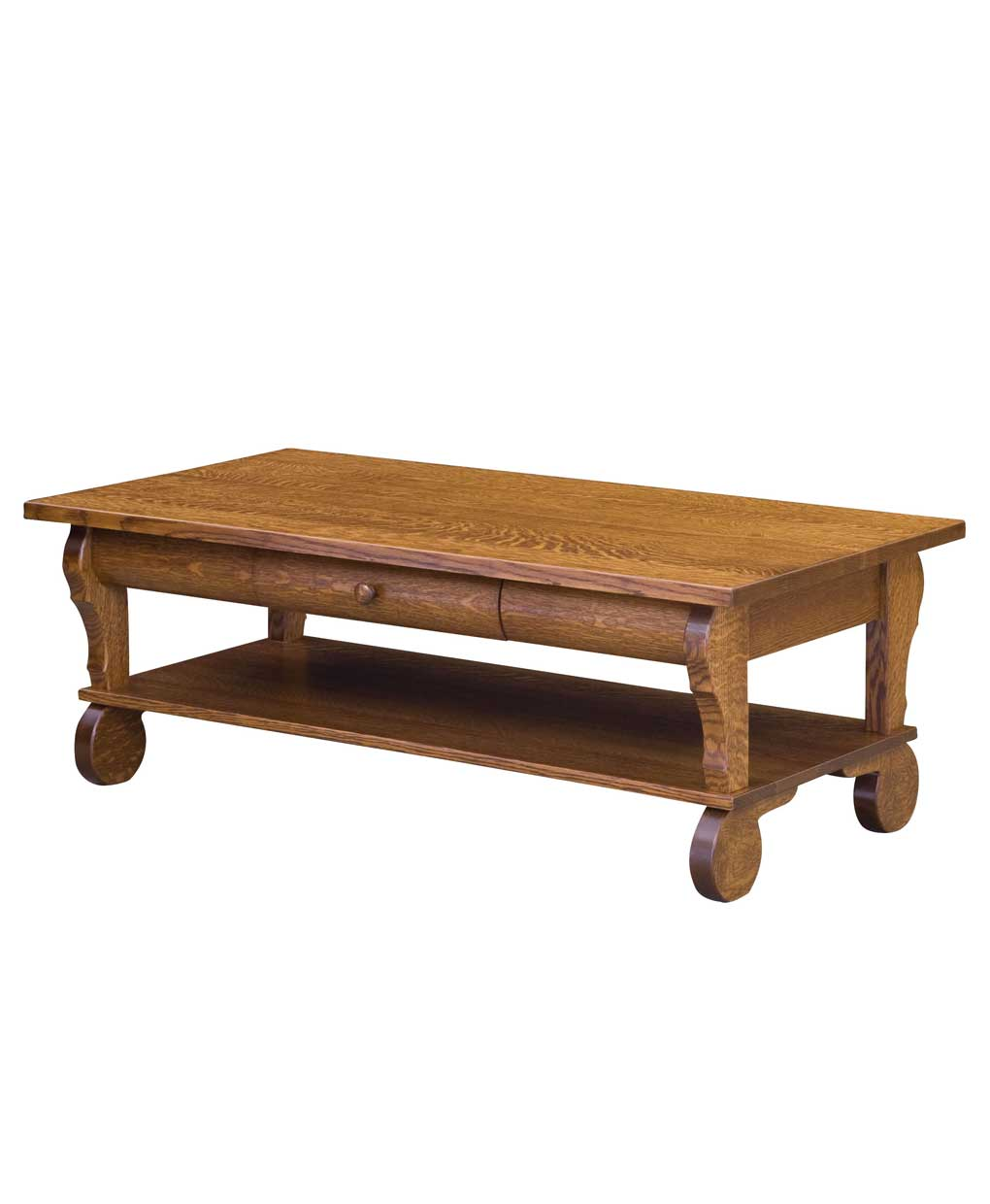 Hamptons French Coffee Table: Amish Direct Furniture