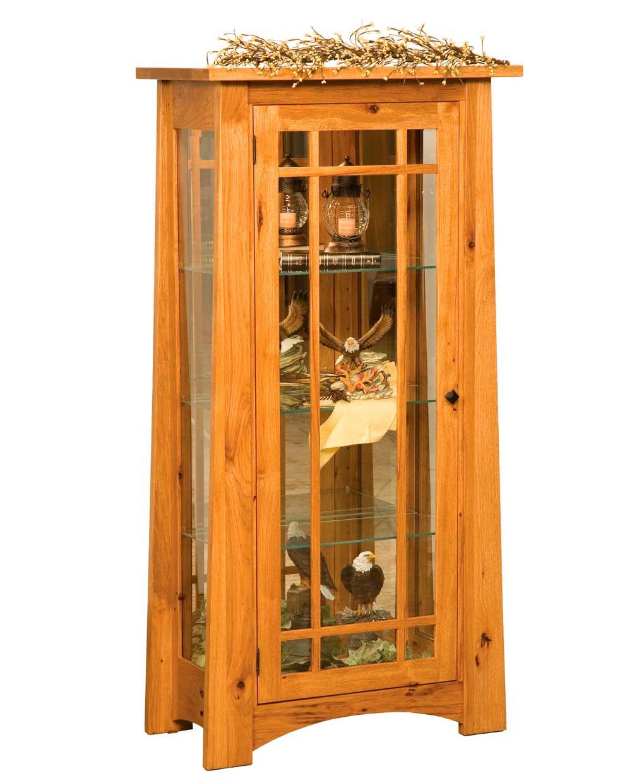 modesto curio cabinet