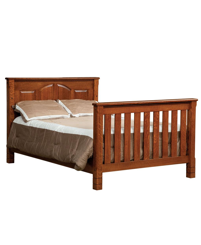 West Lake Conversion Crib Amish Direct Furniture