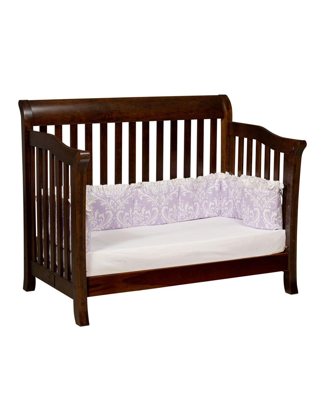 Berkley Conversion Crib Amish Direct Furniture