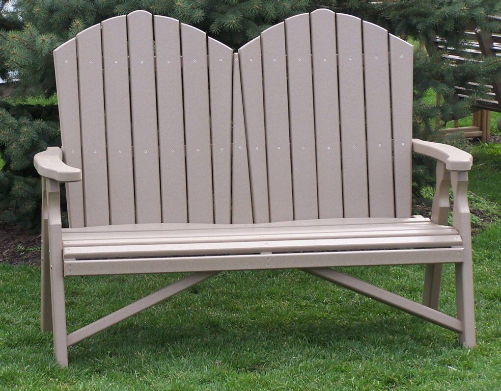Poly Adirondack Loveseat