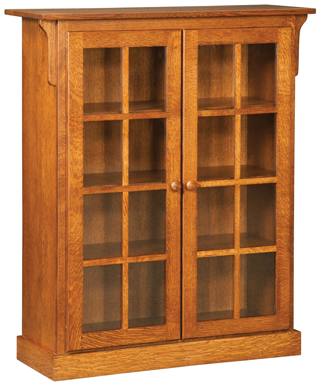 crafts image and glass isolated editorial bookcases of bookcase doored stock photo arts amish